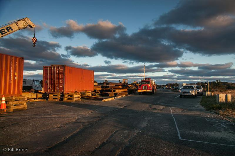 Sunset Freight Yard